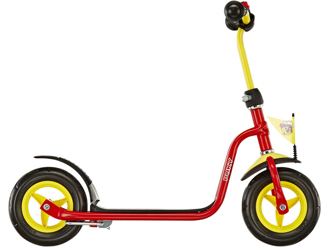 PUKY Trotinette Roller R03 rouge